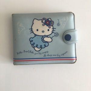 2002 Vintage Hello Kitty Wallet
